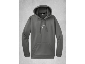 Fleece Hooded Pullover