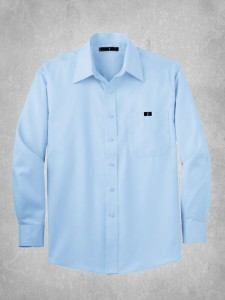 Non-Iron Twill Dress Shirt