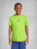 Youth Performance Tee Med Cross