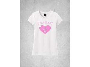 Girl's Heart Tee