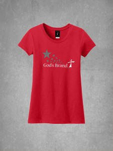 Girls Star Tee