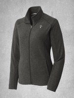 Womens Full Zip Micro-Fleece Jacket