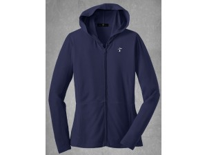 Womens Cotton Full Zip Jacket